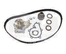 2001 Nissan Quest 3.3L Engine Timing Belt Kit with Water