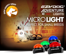EzyDog Micro Light