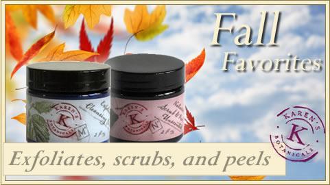 Exfoliates/Scrubs/Peels