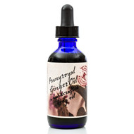 Pennyroyal Ginger Oil, natural menstrual pain relief, organic menstrual pain relief, reduce menstrual cramps, herbal menstrual pain relief, pennyroyal herb,