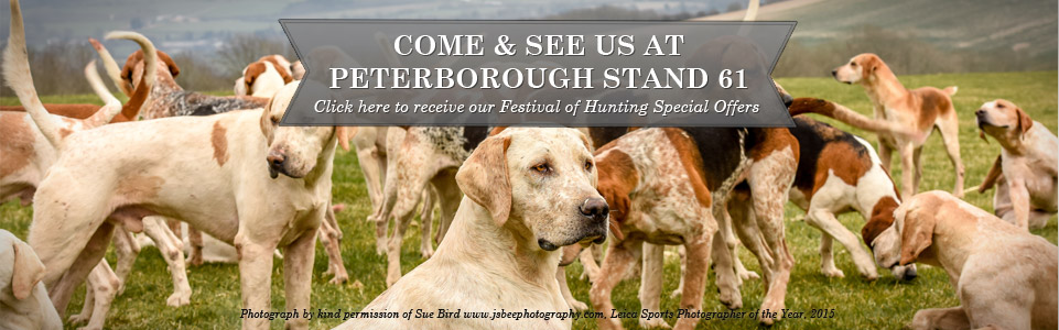Come & see us at Peterborough Stand 61