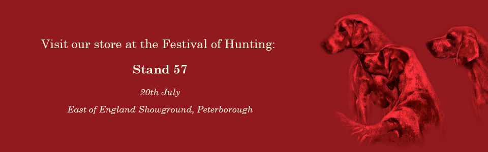 VTR, stand 57 at Festival of Hunting