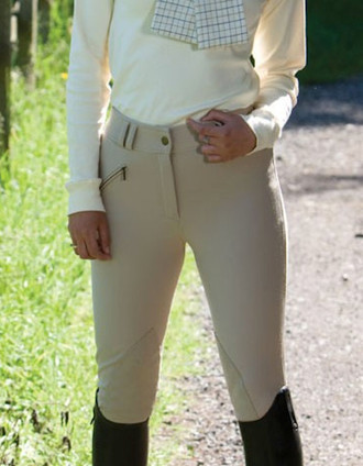 *New* Equetech Ladies Hybrid Foxhunter Breeches