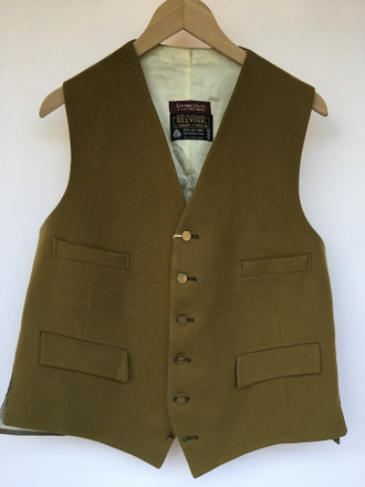 """Gent's waistcoat by Philips & Piper, 46"""""""