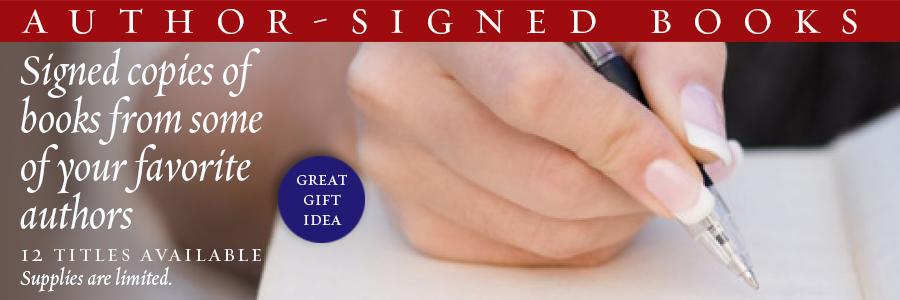 Author-signed books