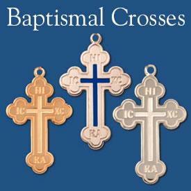 Baptismal Crosses