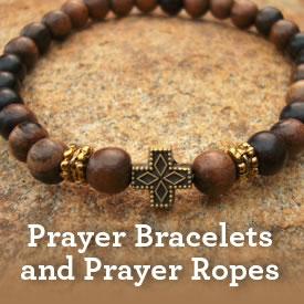 Bracelets and Prayer Ropes