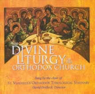 CD - Divine Liturgy of the Orthodox Church