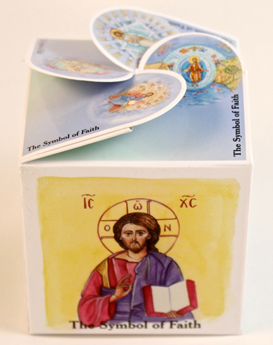 Orthodox Learning Cube, The Symbol of Faith, The Creed