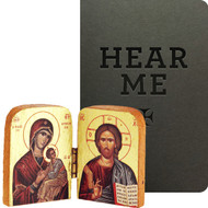 For Boy: Hear Me / Diptych, Christ and Mother of God