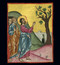 OCTOBER 2018 Parable of the Fig Tree Matthew 24:32, 33; Mark 13:28; Luke 21:29–36 icon from a seventeenth-century illuminated Gospel book 2018 Icon Calendar © 2017 by Ancient Faith Publishing