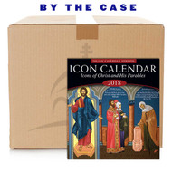 2018 Icon Calendar, Julian version, case of 45