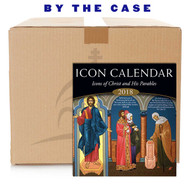 2018 Icon Calendar, Gregorian version, case of 45