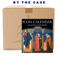 2018 Icon Calendar, Gregorian version, case of 45
