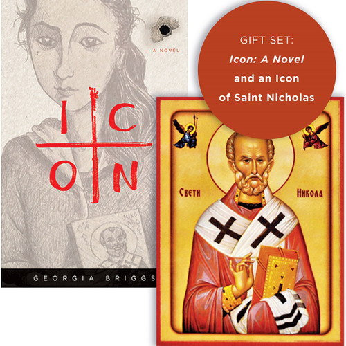 For Teen: Icon: A Novel / St. Nicholas, extra-small icon