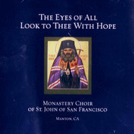 CD - The Eyes of All Look to Thee With Hope