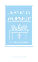 Heavenly Worship 5-pk booklet
