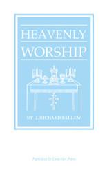 Heavenly Worship 5-pk booklet