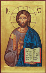 Christ Pantocrator, large icon (MacKean)