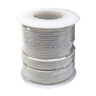 Contacta HDL3 White Loop Wire - 100Ft