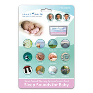 Sound Oasis Sleep Sounds for Baby Sound