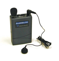 Williams Sound Pocketalker Pro Personal Sound Amplifier with Single Mini Earphone E13