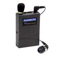 Williams Sound Pocketalker Pro Personal Sound Amplifier with Mini Isolation Earbud E41