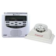 Midland Weather Alert Radio with Silent Call Strobe Light