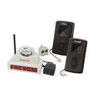 Silent Call Sidekick Receiver Phone/Doorbell Notification System