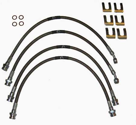 Stainless Steel Brakelines