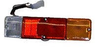 Samurai Rear Tailight Assembly