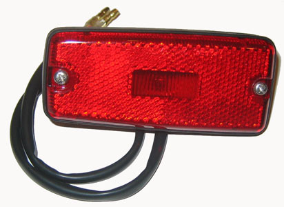 Samurai Side Marker Light