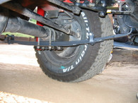 "Petroworks Old Man Emu Dakar 2"" Lift Kit - Basic Kit"