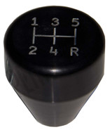 Black Anodized Transmission 5spd Shift Knob