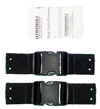 Petroworks quick release door straps