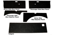 Petroworks Interior Door Panels