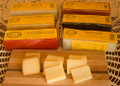 "6-Half Pound Cheese Bars ""Most Popular Assortment"""