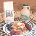 Vermont Maple Syrup and Pancake Mix Gift Box