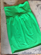 Sophie - cozy pencil skirt ~ kelly green