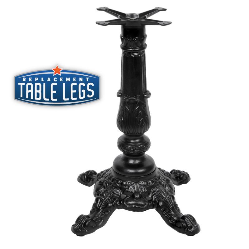 Cast Iron Ornamental Pedestal Table Base 24 Quot X 24 Quot Base
