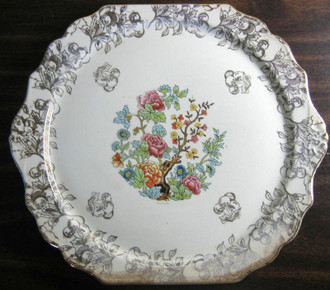Vintage 1930s Handled Tray
