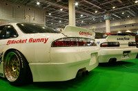 6666 Customs - TRA Kyoto - Rocket Bunny - Nissan S14 Trunk Wing