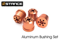 Stance Aluminum Subframe Bushing Set for Nissan 240sx