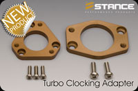 Stance Turbo Clocking Adapter for T25