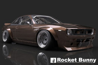 """Rocket Bunny V2 """"Boss"""" Aero - Nissan 240SX (S14)"""