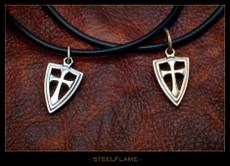 Mini-Crusader Cross Shield