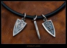 Archangel - Paw/Cross Shield