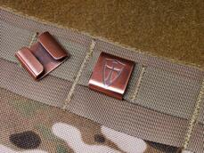 Steel Flame® Crusader Cross Molle Clip