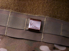 Steel Flame® Crusader Wings Molle Clip