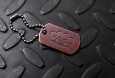 Knuckle Duster Tag